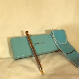 Tiffany & Co. T-Clip Pen